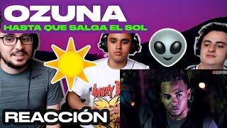 [Reacción] Ozuna - Hasta Que Salga El Sol | Cap.2 (Video Oficial) - ANYMAL LIVE 🔴.mp3