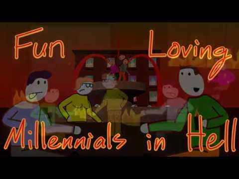 Fun-Loving Millennials in Hell - Sunni Presbyterianism