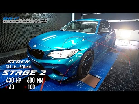 Bmw M2 Stage 2 By Br Performance Youtube