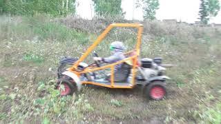 Багги своими руками))))Buggy do it yourself