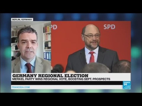 Germany: Can Saarland election outcome predict Federal elections results?