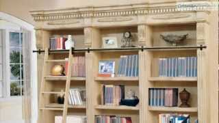 Grand Manor Museum Bookcases Furniture Collection From Parker House