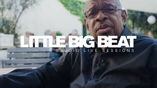FRED WESLEY - Studio Live Session - Announcement