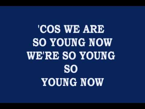 So young karaoke The Corrs