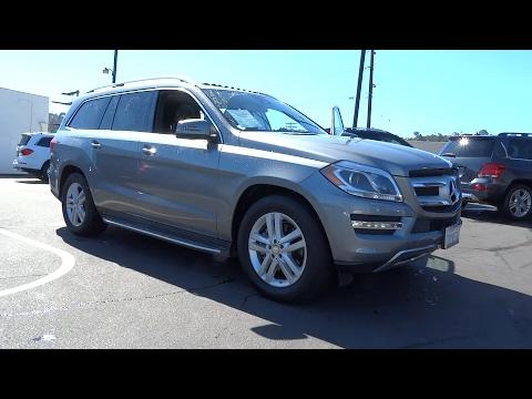 2014 Mercedes-Benz GL-Class El Cajon, CA P2298 - YouTube