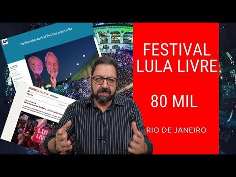 Justiça aceitará candidatura Lula na marra
