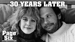 How Meg Ryan and Billy Crystal aged 30 years after 'When Harry Met Sally' | Page Six