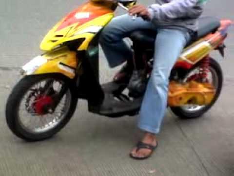 Mio 150cc Baraya Motor Sport