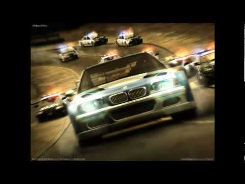Need For Speed Most Wanted Soundtrack - Pursuit Theme / Cop  Chase Music