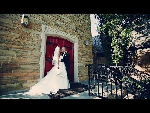 All Souls Episcopal and Skirvin Hotel wedding {Oklahoma City wedding}