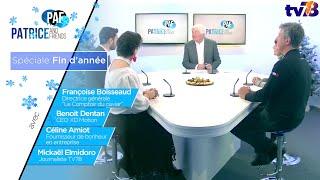 PAF – Patrice Carmouze and Friends – Emission spéciale fêtes de fin d'année