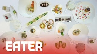 Jean-georges, Spring 2014 - 60 Second Tasting Menu