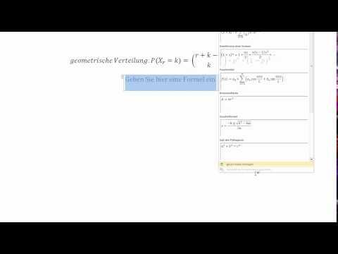 Tschebyscheff-Ungleichung, Tschebyschow-Ungleichung, Stochastik, Wahrscheinlichkeit from YouTube · Duration:  4 minutes 16 seconds