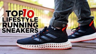 TOP 10 LIFESTYLE RUNNING SNEAKERS FOR 2021