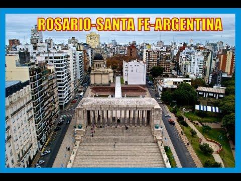 Historia de Rosario-Santa Fe-Argentina-Producciones Vicari.(Juan Franco Lazzarini)