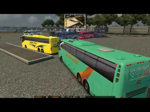 ETS2 download tanzania map + tanzania buses