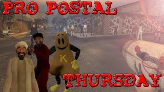 Pro Postal - Thursday