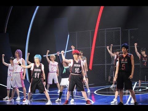 舞台「黒子のバスケ」IGNITE-ZONE公開ゲネプロ | エンタステージ