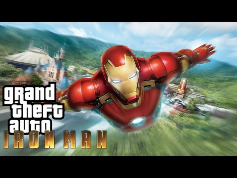 Download Gta Sa Android Iron Man Mod Test MP3, MKV, MP4