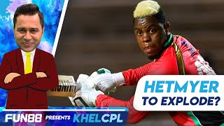 Can HETMYER overcome RUSSELL's pace?   Fun88 presents 'Khel CPL'   E05