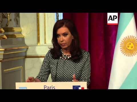 Argentina accuses US, UK of hypocrisy over Crimea