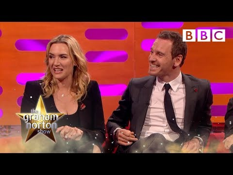 Julie Walters, Kate Winslet and Michael Fassbender discuss awards  The Graham Norton   BBC