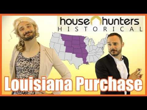 Louisiana Purchase: House Hunters Historical - @MrBettsClass