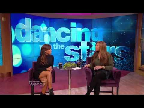 The Wendy Williams Show - Interview with Christina Milian (2013)