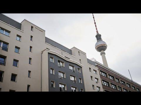 Corona Fall In Berlin