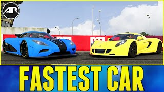 Forza 6 : FASTEST CAR IN THE GAME!!! (Forza Science)