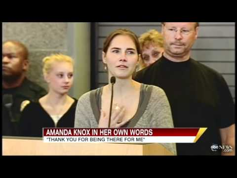 Amanda Knox Verdict Not Guilty: American Returns to Seattle - 'Family Is the Most Important Thing'