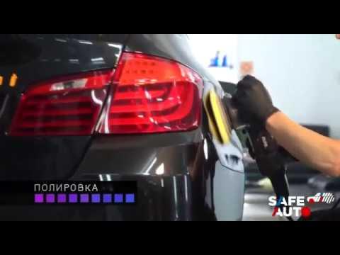 Видео Ремонт стекол авто