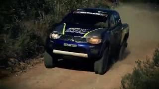 Clipe da dupla Thiago Rizzo/Ivo Mayer - Rally Rota SC 2016