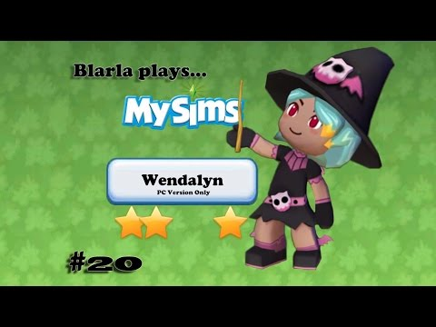 MySims (Episode 20 - Wendalyn)