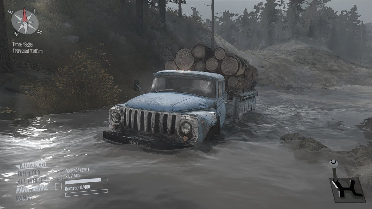 Spintires: MudRunner - ZiL 130 delivering logs - Island map on state capitals, state puzzle, state population density, state function, state of south dakota website, state of obesity, state names, state of alabama, state of al counties, state of louisiana, state parks in north alabama, state climate, state topography, state city, state list, state newspaper, state populations in order, state initials, state flag, state time,