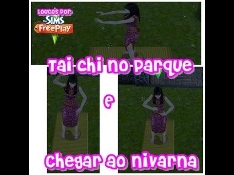 Como Fazer Tai Chi No Parque E Como Chegar Ao Nirvana. - The Sims Free Play