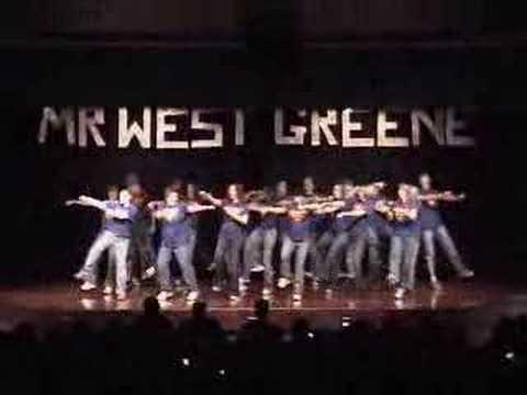 Crank That West Greene