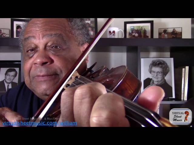 Violin Lesson - I Can Play Faster than Anyone