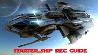 Star Citizen; Grinding REC with a starter ship (2.5)