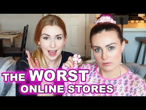 Buying Each Other Outfits From Our LEAST Favourite Stores! W/ Mia Maples thumbnail