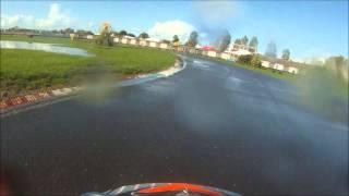 Camera embarquée Karting - Emmanuel Merle - TNK Cabourg 2012 / CRG X30 [HD]