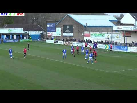 Matlock Hyde Goals And Highlights