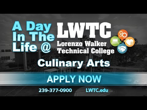 Day in the Life @ LWTC | Culinary Arts
