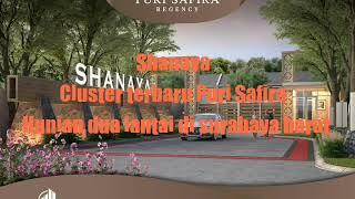 Shanaya new cluster Puri Safira regency