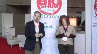 "Episode #1 NRF 2011 with Bob Phibbs ""the retail doctor"" and Marge Laney of Alert Technologies"