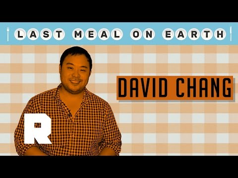 Last Meal on Earth: David Chang | The Ringer