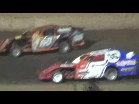 IMCA Sportmod Feature Shawano Speedway Shawano Wisconsin 6/24/17
