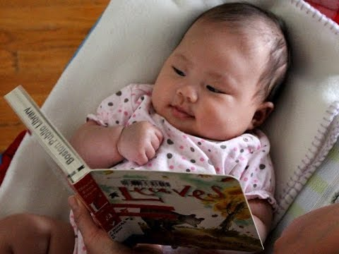 Adorable Baby Videos Ever Cute Babies Loving And Laughing When Read Book Compilation