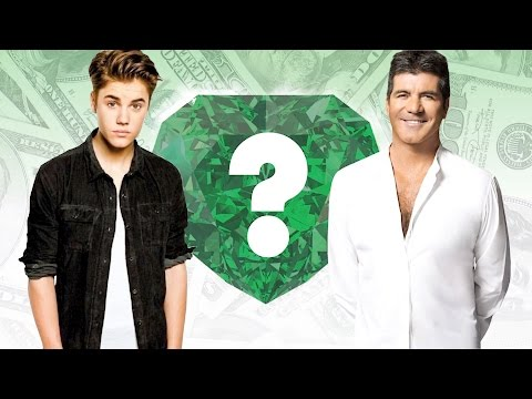 WHO'S RICHER? - Justin Bieber or Simon Cowell? - Net Worth Revealed!