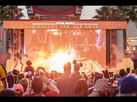 Star Wars: A Galaxy Far, Far Away with Rogue One update